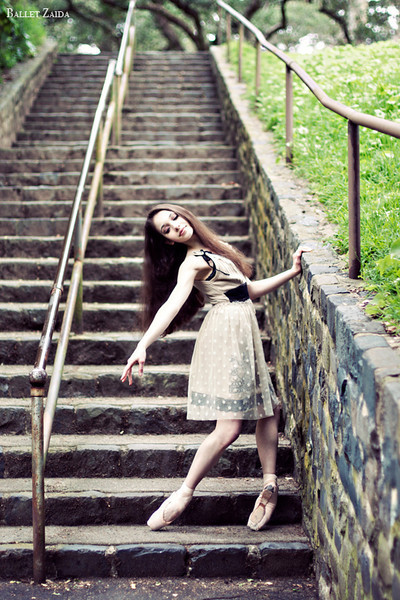 Dancer - Isabel Jones.<br /> <br /> Location - Golden Gate Park. San Francisco, California.<br /> <br /> © 2012 Oliver Endahl