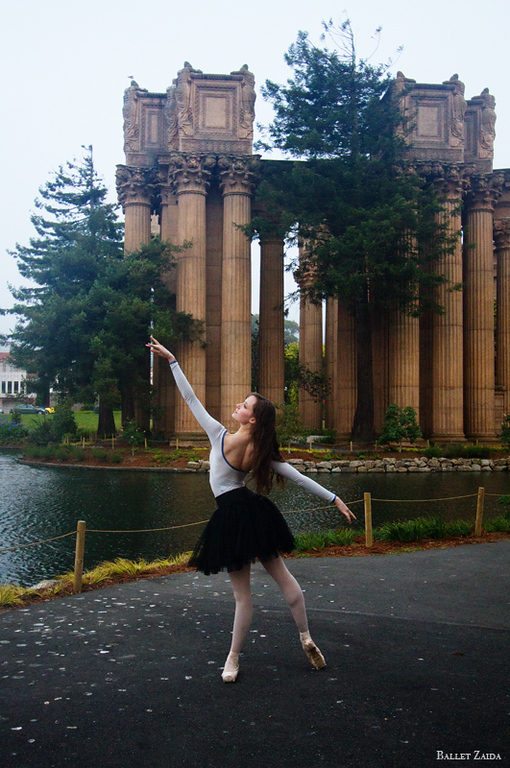 Dancer - Gemma Marina.<br /> <br /> Location - The Palace of Fine Arts. San Francisco, California.<br /> <br /> © 2011 Oliver Endahl