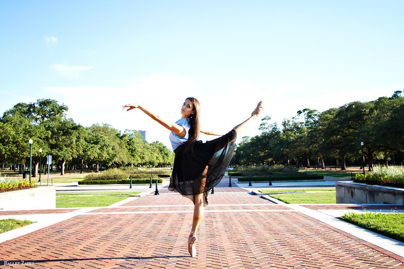 Dancer - Liana Carpio.<br /> <br /> Location - Houston, Texas. <br /> <br /> © 2012 Oliver Endahl