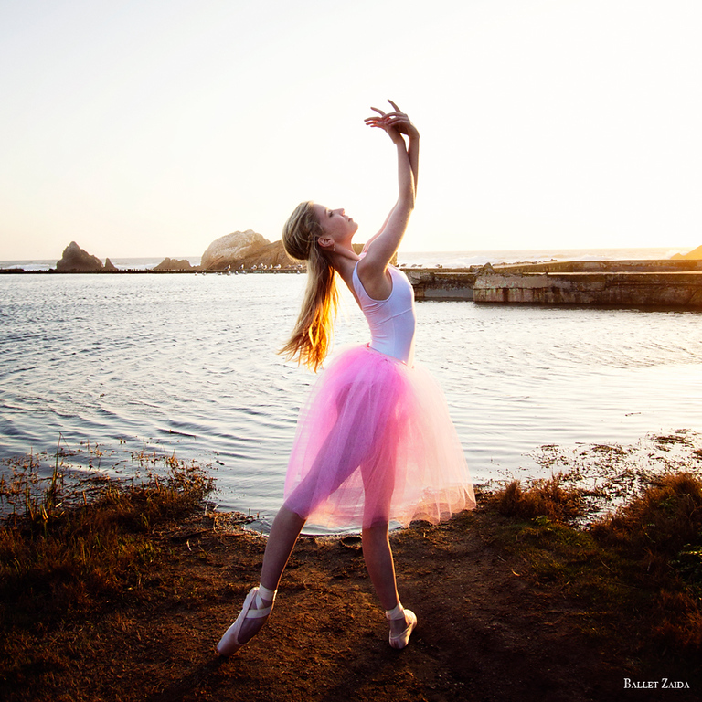 Dancer - Caroline Echerd.<br /> <br /> Location - The Sutro Bath Ruins. San Francisco, California.<br /> <br /> © 2012 Oliver Endahl