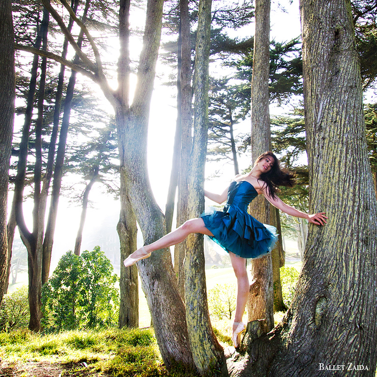 Dancer - Kaya Aman.<br /> <br /> Location - San Francisco, California.<br /> <br /> © 2012 Oliver Endahl