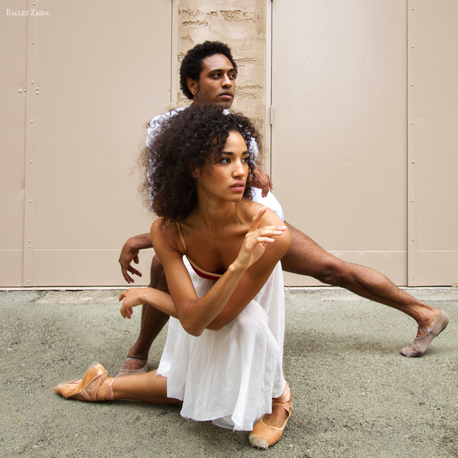 Dancers - Kimberly Braylock & Anthony Spaulding.<br /> <br /> Location - The Palace of Fine Arts. San Francisco, California.<br /> <br /> © 2011 Oliver Endahl