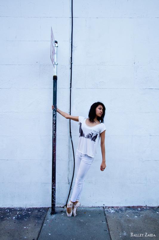 Dancer - Jeraldine Mendoza.<br /> <br /> Location - San Francisco, California.<br /> <br /> © 2011 Oliver Endahl