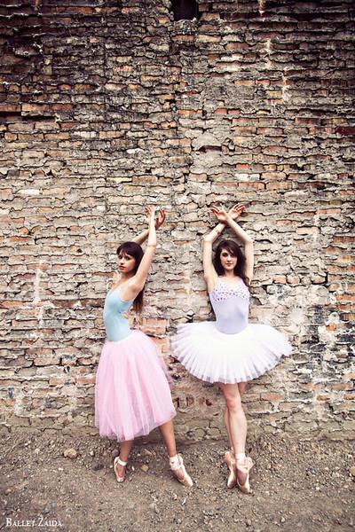 Dancers - Kathleen Martin & Beckanne Sisk.<br /> <br /> Location - Salt Lake City, Utah.<br /> <br /> © 2012 Oliver Endahl