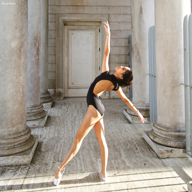 Dancer - Jeraldine Mendoza.<br /> <br /> Location - The Legion of Honor. San Francisco, California.<br /> <br /> © 2012 Oliver Endahl