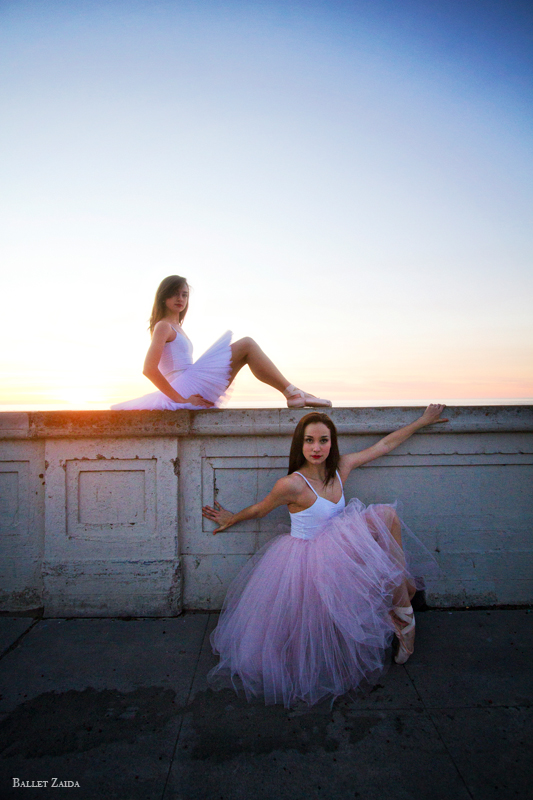 Dancers - Angelica & Abigail Tilton.<br /> <br /> Location - Ocean Beach. San Francisco, California.<br /> <br /> © 2012 Oliver Endahl