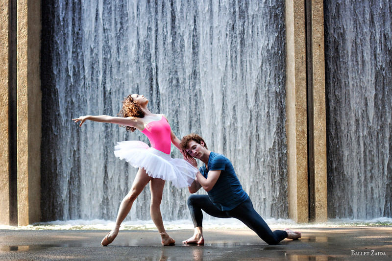 Dancer - Elise Judson & Rhodes Elliott.<br /> <br /> Location - Houston, Texas.<br /> <br /> © 2012 Oliver Endahl