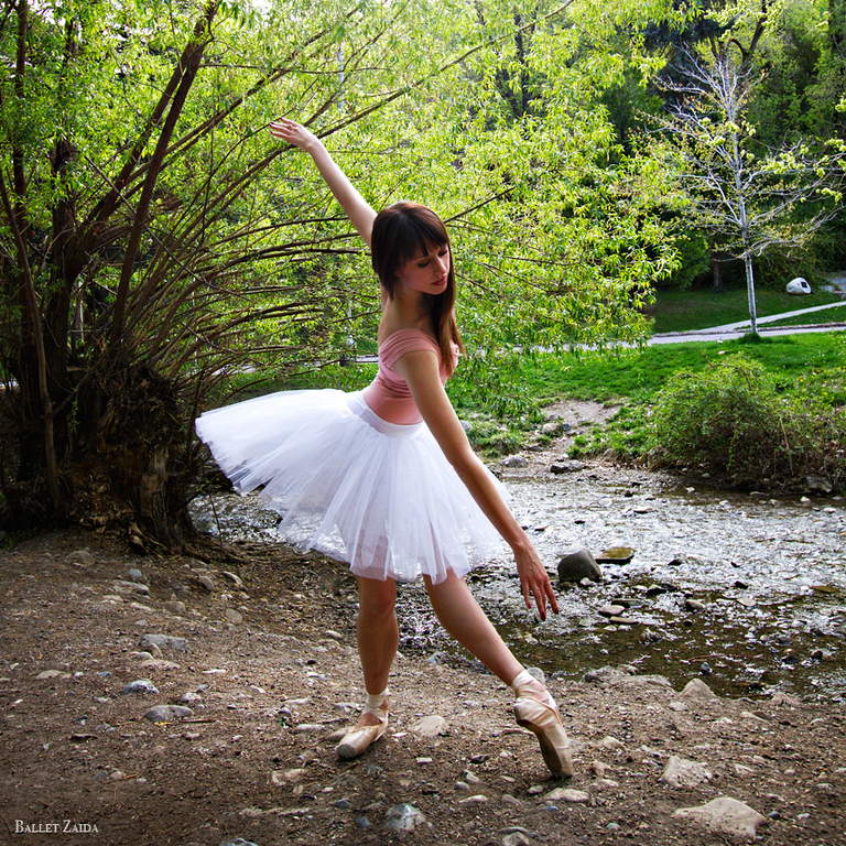 Dancer - Kathleen Martin.<br /> <br /> Location - Salt Lake City, Utah.<br /> <br /> © 2012 Oliver Endahl