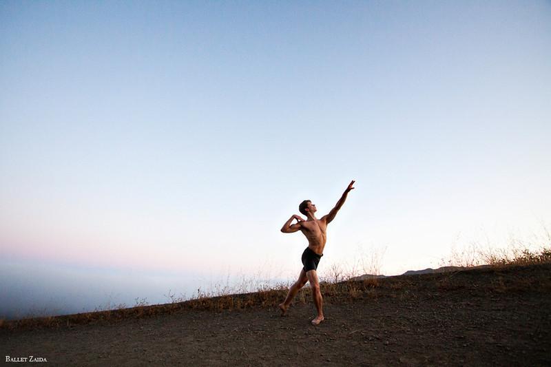 Dancer - Brandon Binkly.<br /> <br /> Location - Los Angeles, California.<br /> <br /> © 2012 Oliver Endahl