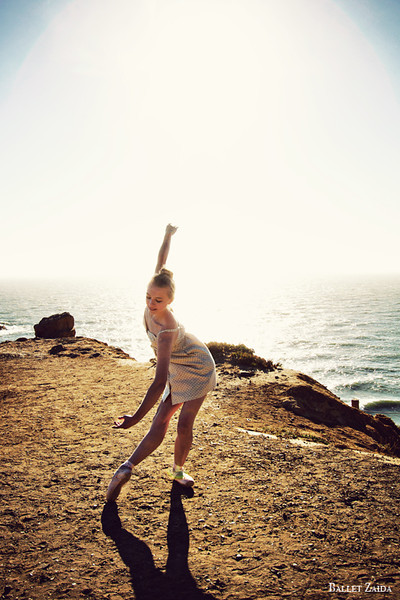 Dancer - Monica Aber.<br /> <br /> Location - Lands End. San Francisco, California.<br /> <br /> © 2012 Oliver Endahl