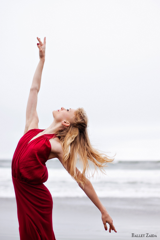 Dancer - Alanna Endahl.<br /> <br /> Location - Ocean Beach. San Francisco, California.<br /> <br /> © 2011 Oliver Endahl