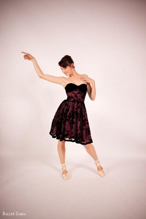 Dancer - Eva Burton.<br /> <br /> © 2011 Oliver Endahl