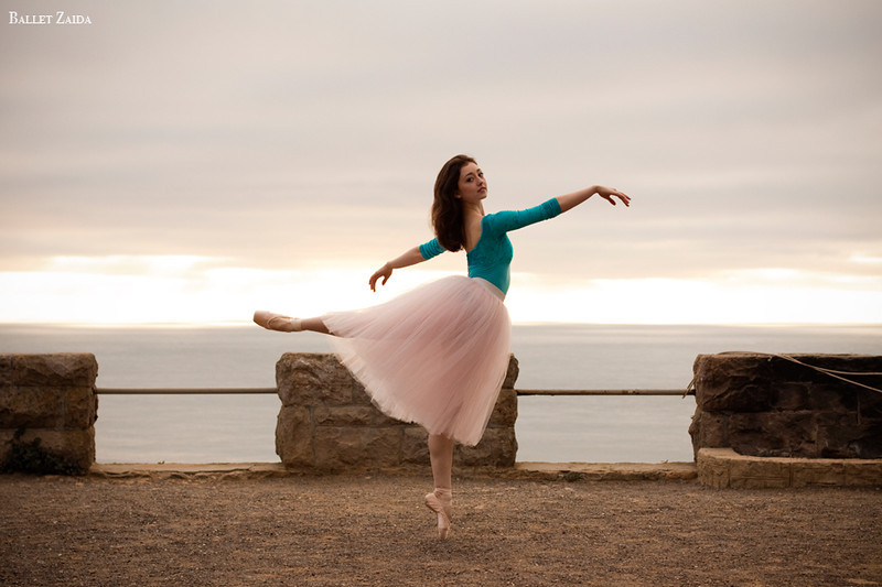 Dancer - Madison Keesler.<br /> <br /> Location - Sutro Heights Park. San Francisco, California.<br /> <br /> © 2011 Oliver Endahl