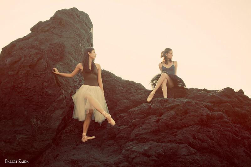Dancers - Samantha Nagy-Chow & Nicole Voris.<br /> <br /> Location - Sausalito, California.<br /> <br /> © 2011 Oliver Endahl