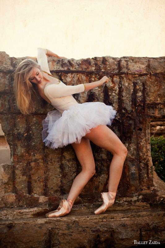 Dancer - Kristina Lind.<br /> <br /> Location - Sutro Bath Ruins. San Francisco, California.<br /> <br /> © 2011 Oliver Endahl
