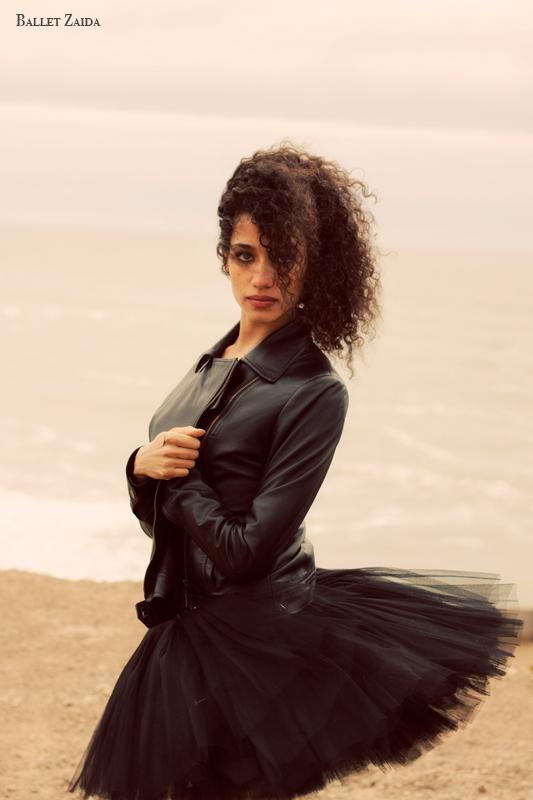 Dancer - Kimberly Braylock.<br /> <br /> Location - Lands End. San Francisco, California.<br /> <br /> © 2011 Oliver Endahl