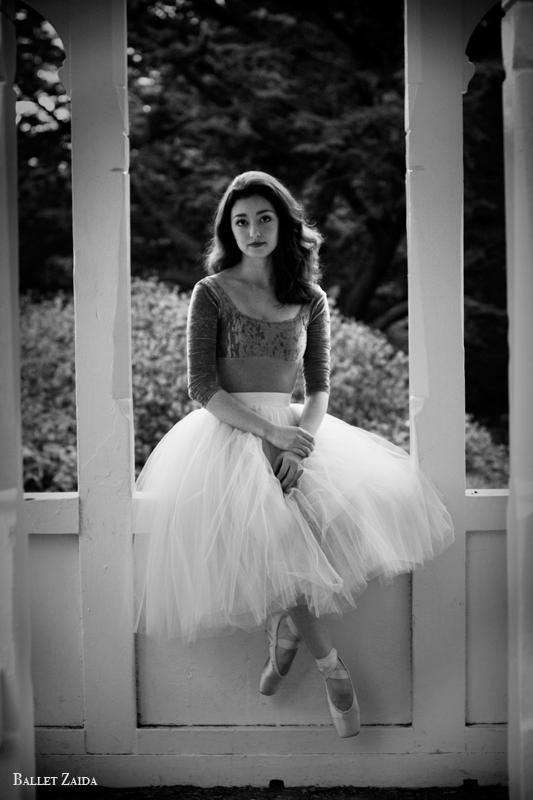 Dancer - Madison Keesler.<br /> <br /> Location - Sutro Heights Park. San Francisco, California.<br /> <br /> © 2011 Oliver Endahl