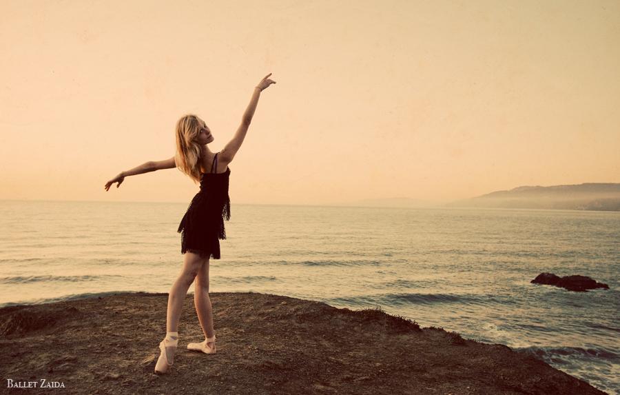 Dancer - Alanna Endahl.<br /> <br /> Location - Lands End. San Francisco, California.<br /> <br /> © 2011 Oliver Endahl