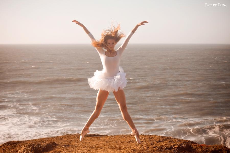 Dancer - Kristina Lind.<br /> <br /> Location - Lands End. San Francisco, California.<br /> <br /> © 2011 Oliver Endahl