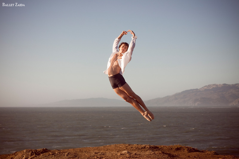 Dancer - Dylan Ward.<br /> <br /> Location - Lands End. San Francisco, California.<br /> <br /> © 2011 Oliver Endahl
