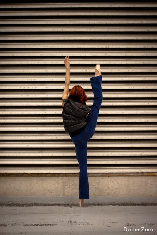 Dancer - Mona Meng.<br /> <br /> Location - San Francisco, California.<br /> <br /> © 2011 Oliver Endahl