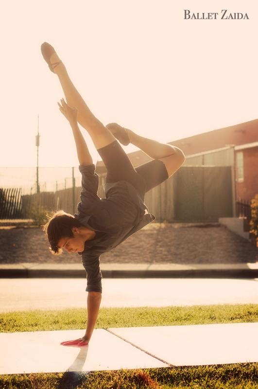 Dancer - Taylor Carrasco.<br /> <br /> Location - New Mexico.<br /> <br /> © 2011 Oliver Endahl