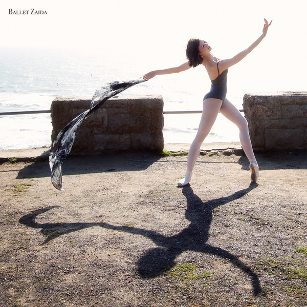 Dancer - Katherine Newton.<br /> <br /> Location - Sutro Heights Park. San Francisco, California.<br /> <br /> © 2011 Oliver Endahl