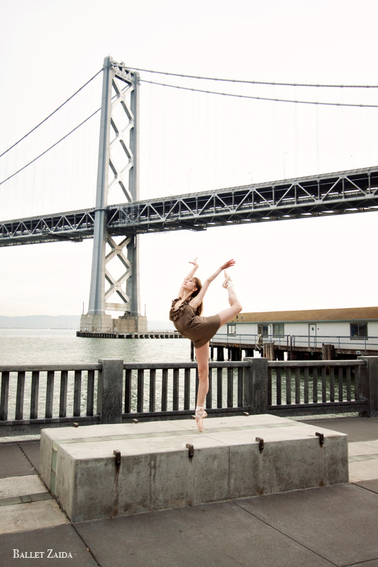 Dancer - Jeanette Kakareka.<br /> <br /> Location - San Francisco, California.<br /> <br /> © 2011 Oliver Endahl