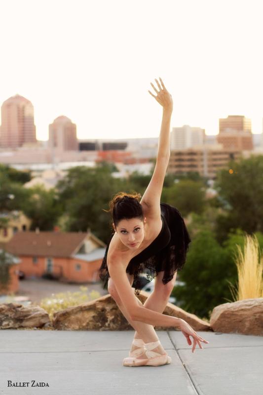Dancer - Andrea Owens.<br /> <br /> Location - New Mexico.<br /> <br /> © 2011 Oliver Endahl