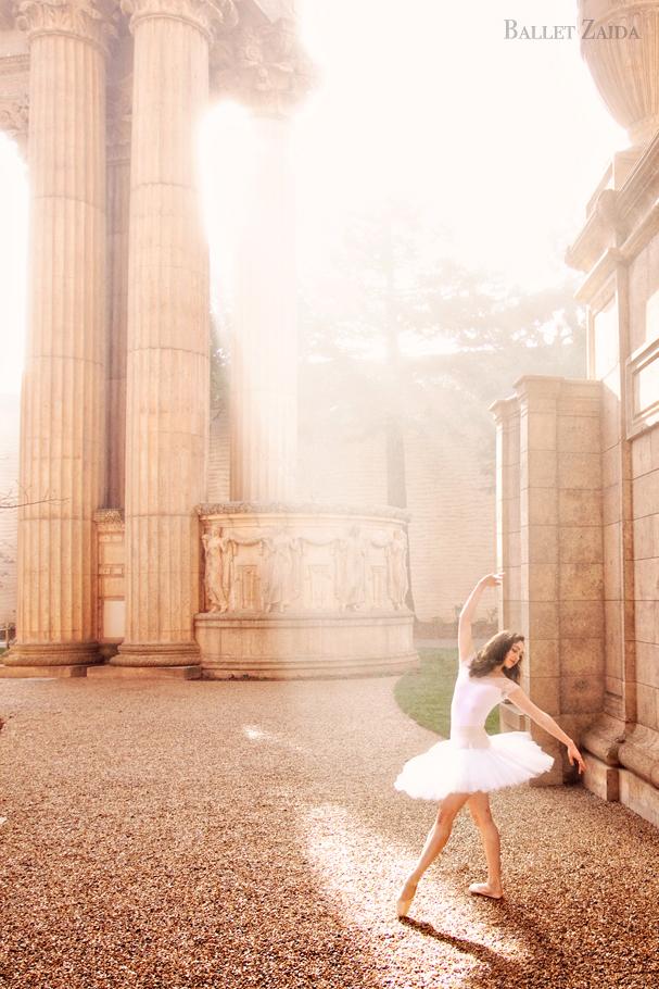 Dancer - Ellen Rose Hummel.<br /> <br /> Location -The Palace of Fine Arts. San Francisco, California.<br /> <br /> © 2011 Oliver Endahl