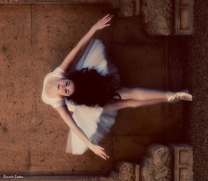 Dancer - Ellen Rose Hummel.<br /> <br /> Location - The Palace Of Fine Arts. San Francisco, California.<br /> <br /> © 2011 Oliver Endahl