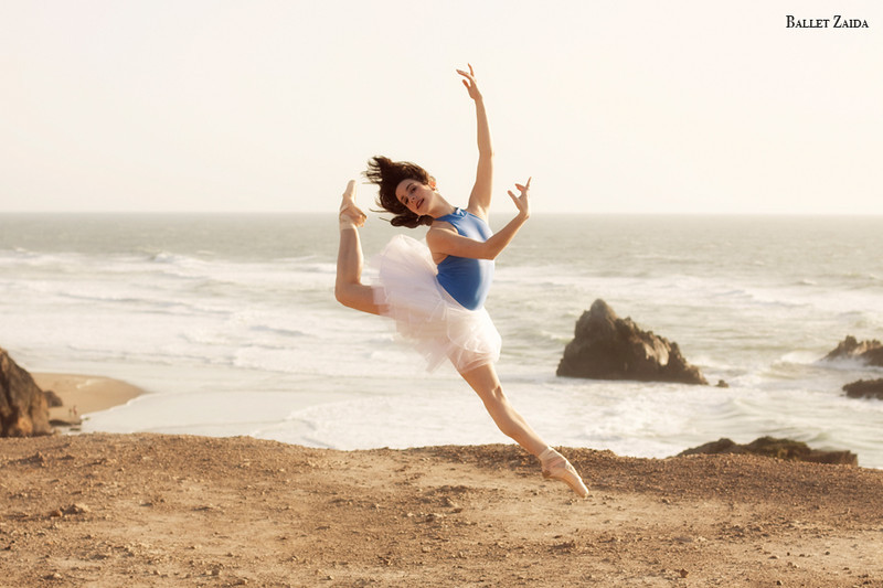 Dancer - Julia Rowe.<br /> <br /> Location - Lands End. San Francisco, California.<br /> <br /> © 2011 Oliver Endahl