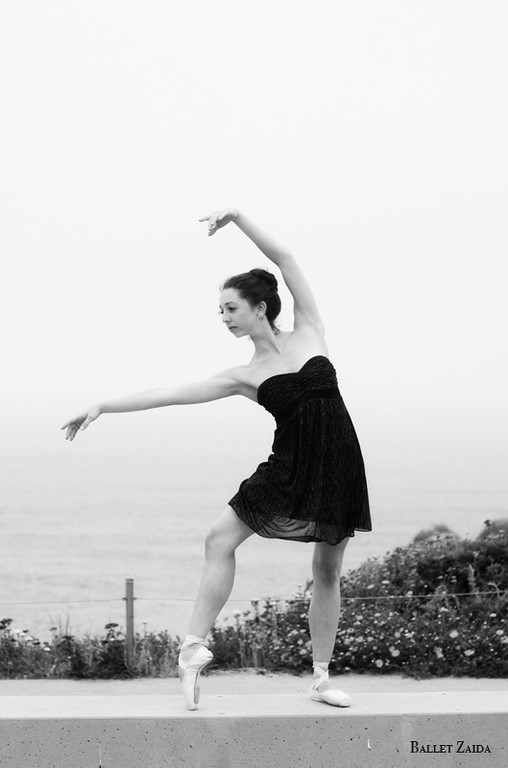Dancer - Jordan Hammond.<br /> <br /> Location - Lands End. San Francisco, California.<br /> <br /> © 2011 Oliver Endahl