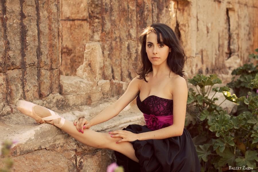 Dancer - Jessica Cohen.<br /> <br /> Location - Sutro Bath Ruins. San Francisco, California.<br /> <br /> © 2011 Oliver Endahl
