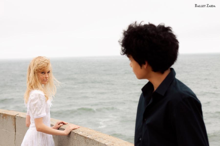 Dancers - Alanna Endahl & John Rowan.<br /> <br /> Location - Lands End. San Francisco, California.<br /> <br /> © 2011 Oliver Endahl