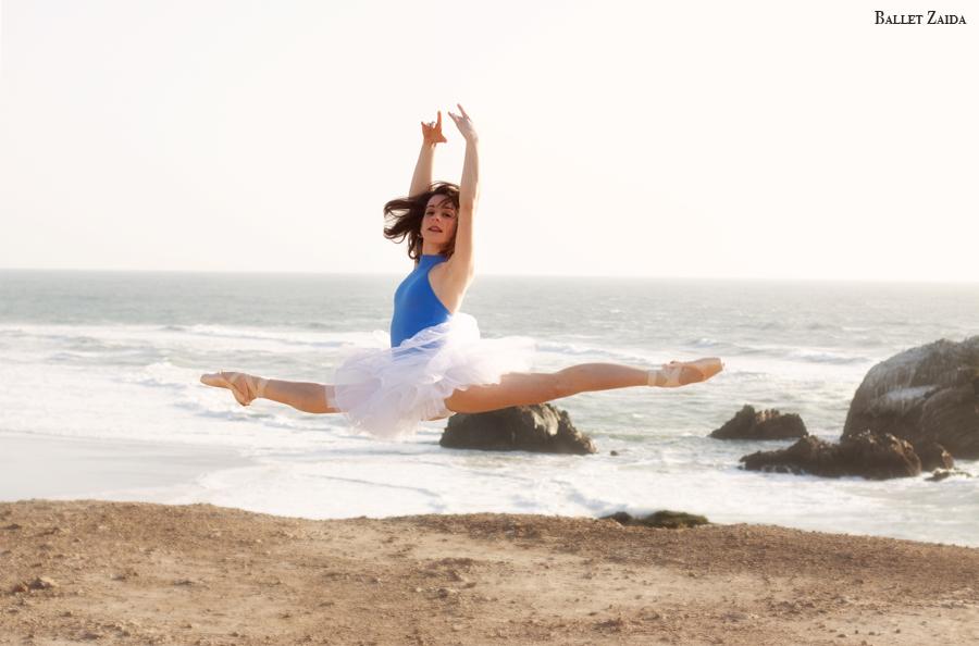 Dancer - Julia Rowe.<br /> <br /> Location - Lands End. San Francisco, California.<br /> <br /> © 2011 Oliver Endahl