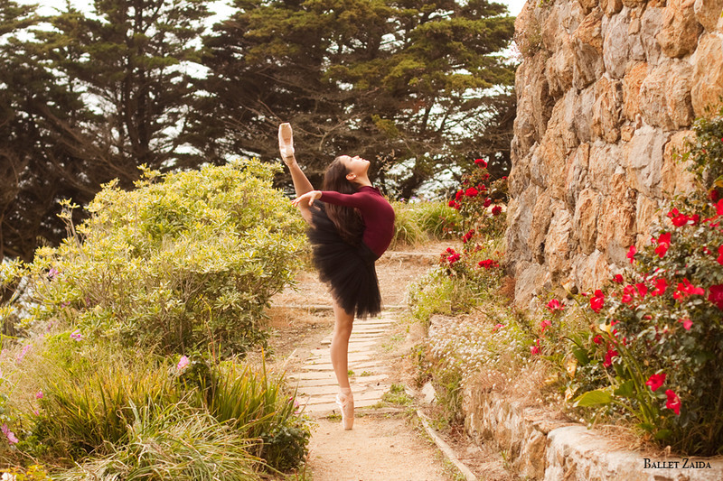 Dancer - Mimi Tompkins.<br /> <br /> Location - Sutro Heights Park. San Francisco, California.<br /> <br /> © 2011 Oliver Endahl