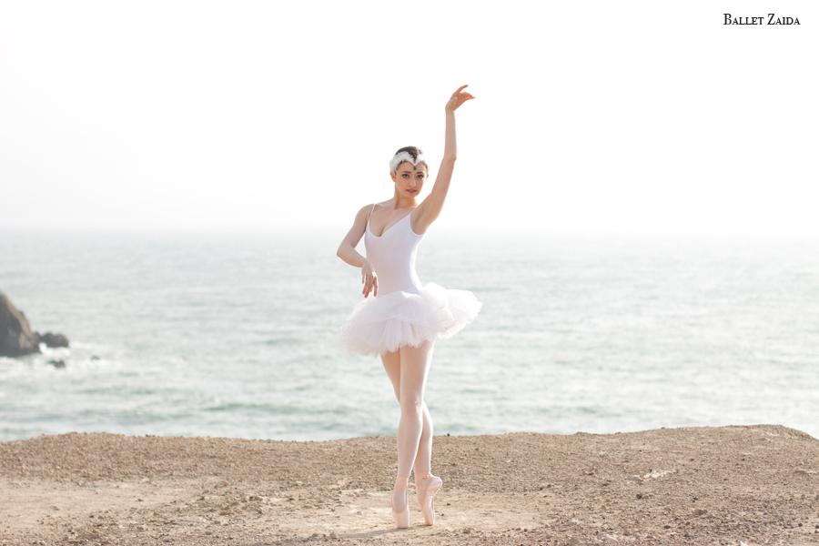 Dancer - Madison Keesler. <br /> <br /> Location - Lands End. San Francisco, California.<br /> <br /> © 2011 Oliver Endahl