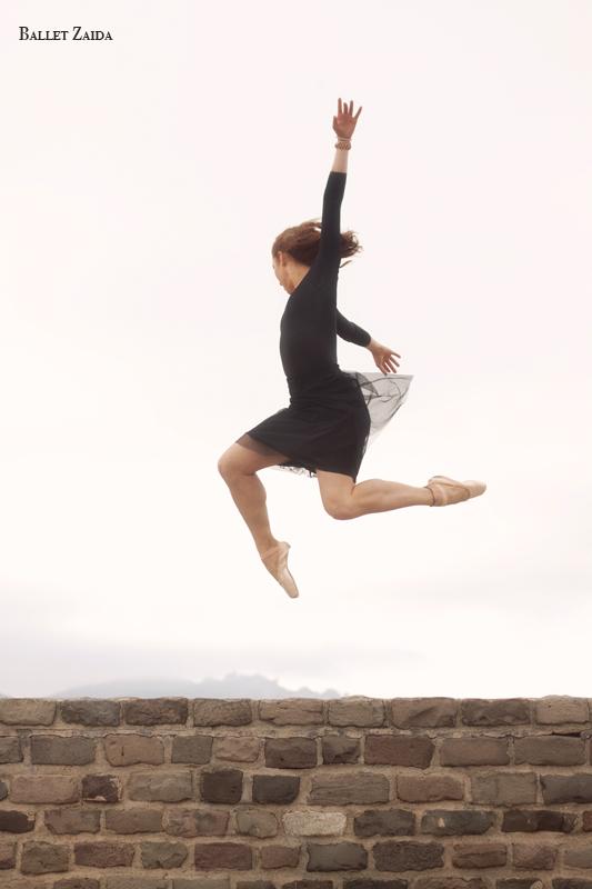 Dancer - Bryn Gilbert.<br /> <br /> Location - San Francisco, California.<br /> <br /> © 2011 Oliver Endahl