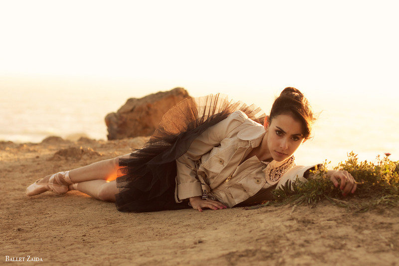 Dancer - Jessica Cohen.<br /> <br /> Location - Lands End. San Francisco, California.<br /> <br /> © 2011 Oliver Endahl