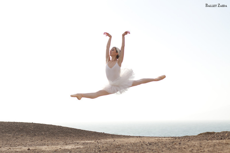 Dancer - Madison Keesler. <br /> <br /> Location - Lands End. San Francisco, California.<br /> <br /> © 2011 Oliver Endahl