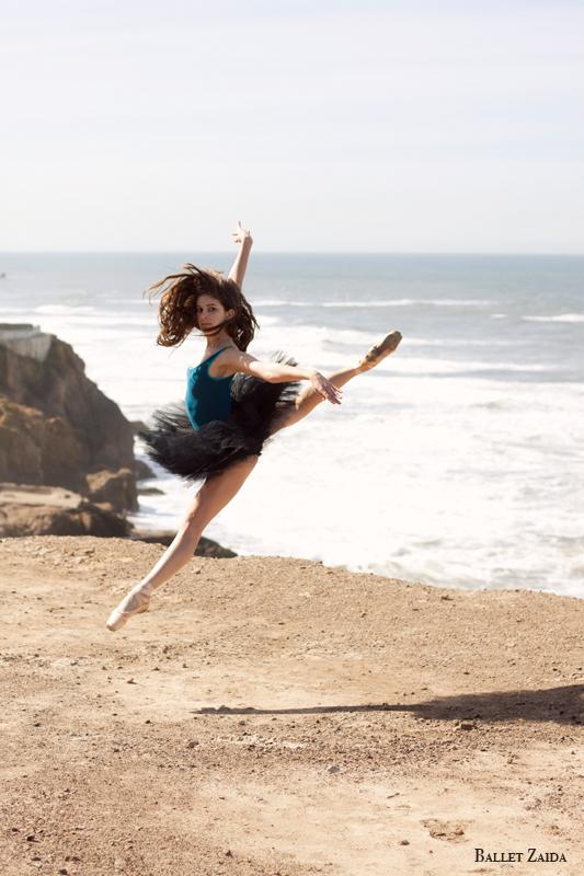 Dancer - Lauren Hawkins.<br /> <br /> Location - Lands End. San Francisco, California.<br /> <br /> © 2011 Oliver Endahl