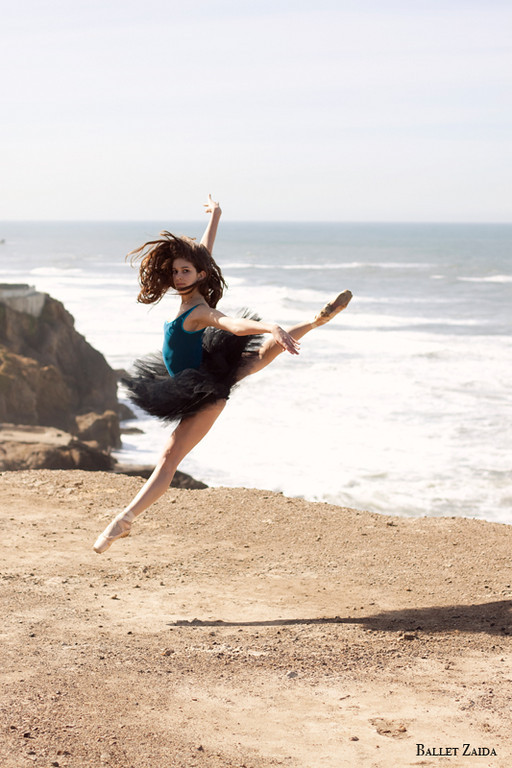 Dancer - Lauren Hawkins.<br /> <br /> Location - Lands End. San Francisco, California.<br /> <br /> © 2011 Oliver Endahl