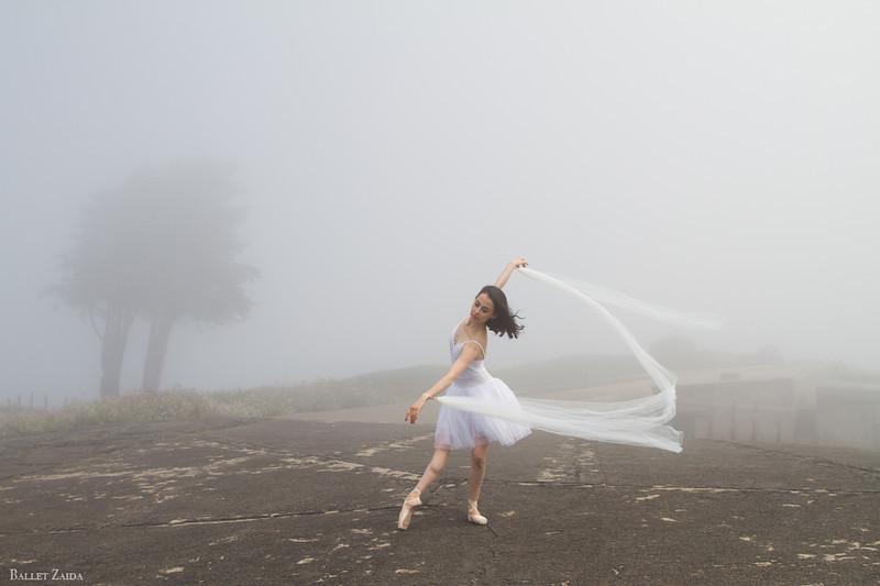 Dancer - Jessica Cohen.<br /> <br /> Location - Battery Godfrey. San Francisco, California.<br /> <br /> © 2013 Oliver Endahl