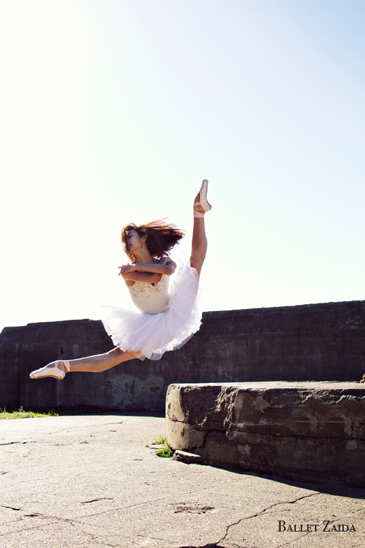 Dancer - Wan Ting Zhao.<br /> <br /> Location - Battery Godfrey. San Francisco, California.<br /> <br /> © 2013 Oliver Endahl