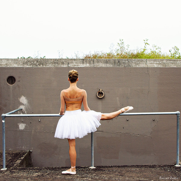 Dancer - Lacey Escabar.<br /> <br /> Location - Battery Godfrey. San Francisco, California.<br /> <br /> © 2013 Oliver Endahl