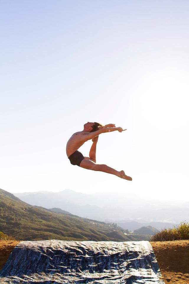 Affinity - Stephen Jacobsen.<br /> <br /> Backdrop by - Alex Wilt Art.<br /> <br /> Location - California.<br /> <br /> Ballet Zaida is on Instagram. Username: BalletZaida