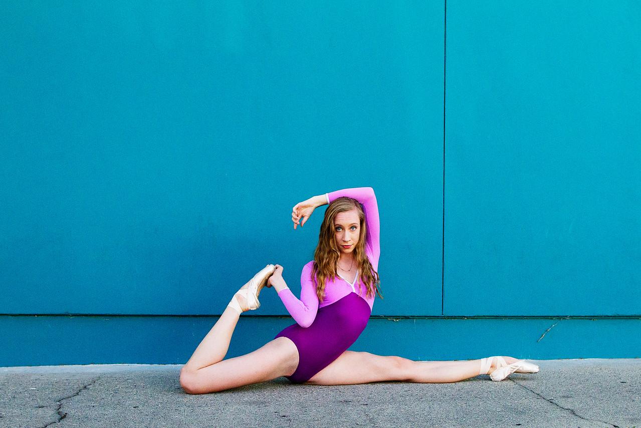 Dancer - Emily Cairns.<br /> <br /> Location - California.<br /> <br /> Ballet Zaida is on Instagram. Username: BalletZaida
