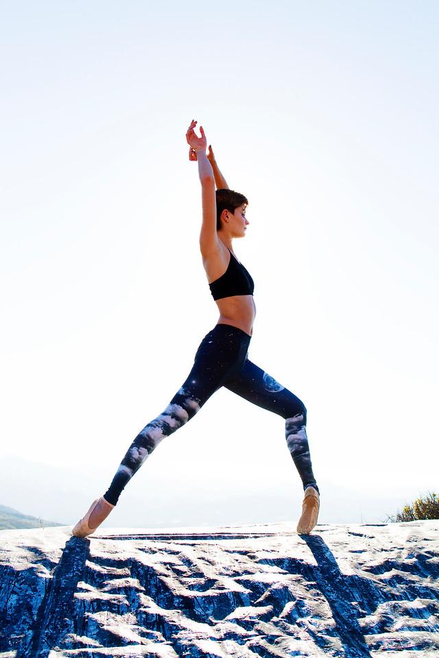 Affinity - Nicole Voris.<br /> <br /> Wearing - Poprageous Moonlight leggings.<br /> <br /> Backdrop by - Alex Wilt Art.<br /> <br /> Location - Los Angeles, California. <br /> <br /> Ballet Zaida is on Instagram. Username: BalletZaida