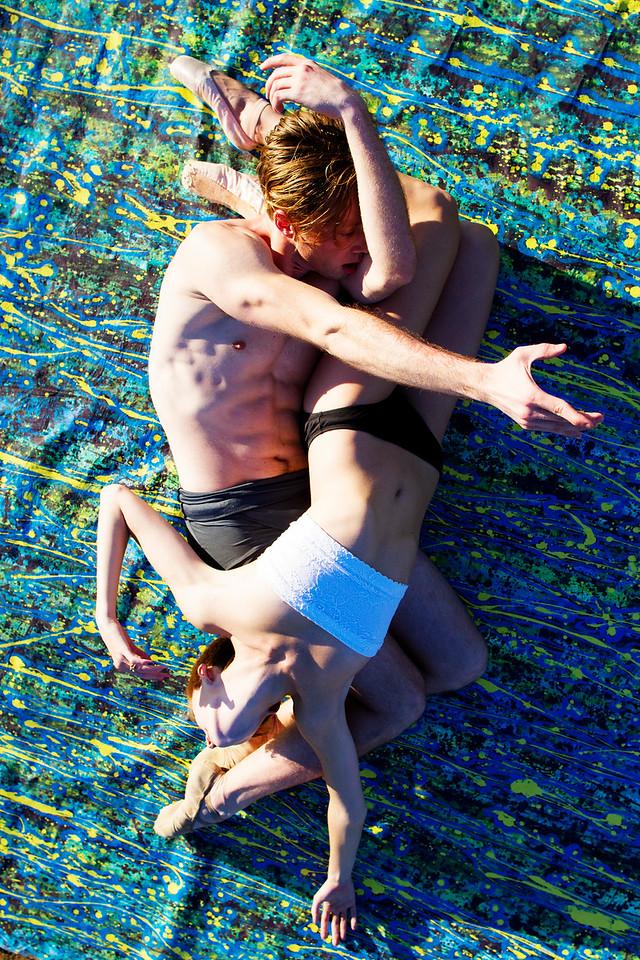 Affinities - Nicole Voris & Stephen Jacobsen.<br /> <br /> Backdrop by - Alex Wilt Art.<br /> <br /> Location - California.<br /> <br /> Ballet Zaida is on Instagram. Username: BalletZaida